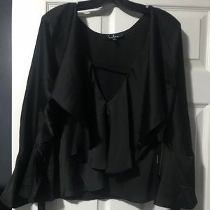Lulus black top
